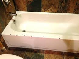acrylic tub repair winsome in bathtub need hairline kit canada repai