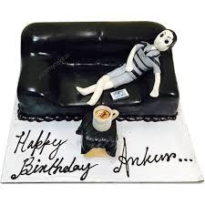 Birthday Cake Online For Boyfriend Best Design Yummycake