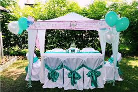 Outdoor Party Decorations Ideas