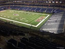 Alamodome Section 306 Utsa Football Rateyourseats Com