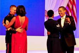 u s department of defense photo essay president barack obama dances air force staff sgt bria nelson and first lady