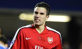 Liga Inggris  - Arsenal ogah jual Van Persie ke MU?