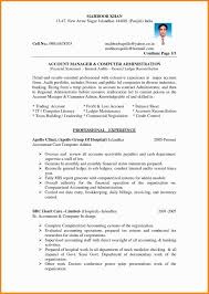 Staff Accountant Resume Samples Sr Accountant Resume Oracle Alex