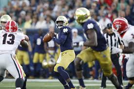 Notre Dame Football Depth Chart For Boston College One