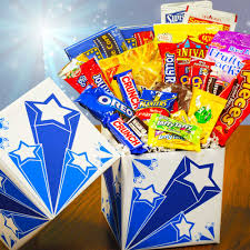 put a smile on your students face with a creative or punny gift sending them candy with motivational sayings on them will elicit a chuckle while they