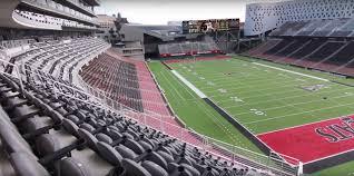 Stadium details, driving directions, pictures and news. Nippert Stadium Facilities University Of Cincinnati Athletics