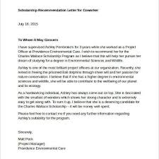 11 Coworker Recommendation Letter Templates Pdf Doc Free