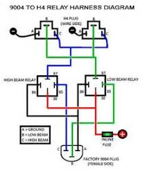 h4 socket wiring diagram images h4 headlight relay wiring harness diagram h4