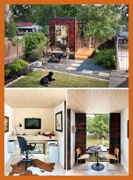 office gardening. The Inspirational Backyard Studios And Guest Houses Small Office Design Popular Inspiration Garden Mobile House Homes Landscaping Ideas Yards Cabin Front Gardening