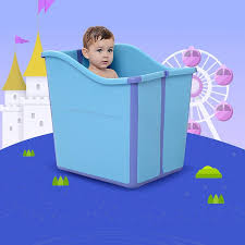 oversize folding child bath tub baby tub bath barrel child baby shower portable newborn folding child bath tub baby tub bath children folding bath
