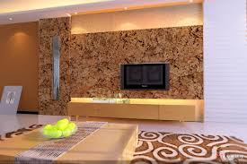 image of cork wall tiles color