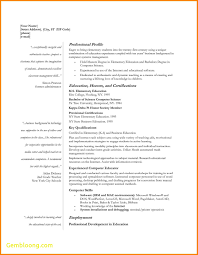 Best Of Resume Template Education Best Templates