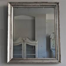 mercury glass mirror. MID 19TH CENTURY SILVER MERCURY GLASS MIRROR Mercury Glass Mirror