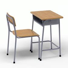 school desk chair. Exellent Chair School Desk And Chair 3d Model Max Obj Mtl 3ds Fbx C4d 5 To School Desk Chair L