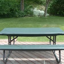 heavy duty picnic vinyl tablecloth