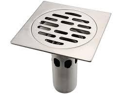 Kitchen Floor Drains Deodorization Kitchen Bathroom Shower Stainless Steel Floor Drain