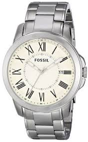 fossil watch men s chronograph stainless steel bracelet fs4359 fossil men s fs4734 grant stainless steel watch specialdaysgift