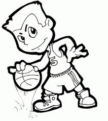 coloring book pages for kids new basketball coloring book pages 80