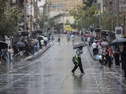 Bildergebnis für גשם בארץ