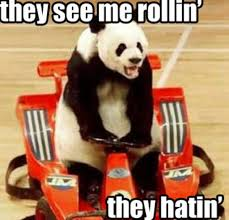 They See Me Rollin They Hatin Emoji They See Me Rollin Know Your Meme