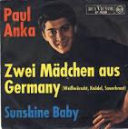 Zwei Mädchen Aus Germany album by Paul Anka