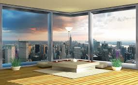 Fototapete New York Fenster Neueste Modelle Fotobehang New York
