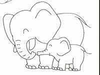 Cute Elephant Drawing Cute Baby Elephant Drawing At Getdrawings