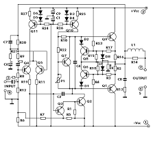 subwoofer circuit diagrams the wiring diagram subwoofer amplifier schematic diagram circuit nodasystech circuit diagram