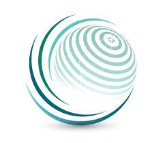 Design Free Logo: 3D Globe Online Logos