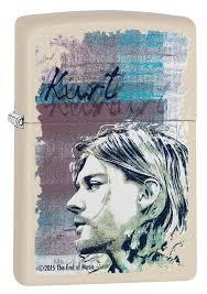 <b>Зажигалка ZIPPO</b> 29051 <b>Kurt Cobain</b>