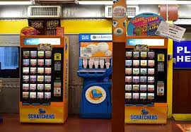 Lottery Vending Machines Magnificent Lotto