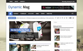 best news template for blogger best news and magazine blogger template with seo blogger seo template