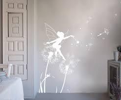 dandelion fairy wall stickers