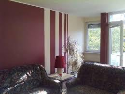 Wandstreifen Ideen Wohnzimmer Wohnzimmer Streichen Ideen Streifen