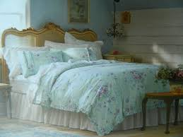 blue shabby chic duvet covers