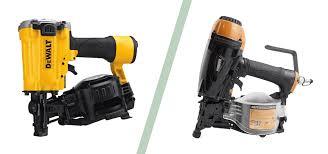 siding nailer vs roofing nailer which