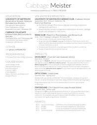 Resume Critique For Physics Internship Uwaterloo