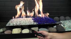 sacramento fireplace low cost upgrade gas log bead glass options you