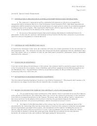 Management Contract Template Unique Oem Contract Template Apvat