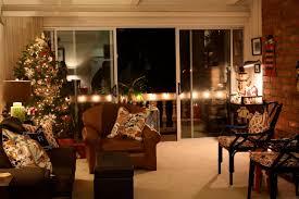 Living Room Christmas Decoration Brown Painted Stone Sculpture Cozy Decorating Ideas For Living