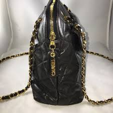 CHANEL - Authentic Chanel Quilted Chain Shoulder Bag from ... & CHANEL Bags - Authentic Chanel Quilted Chain Shoulder Bag Adamdwight.com