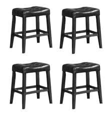 4 24u0026quot saddle back black bar stools black bar stools with backs83