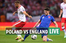 LIVE STREAM: Lewandowski and Kane lead the line for Poland vs. England –  score, TV channel, and the latest news. - Techno Trenz
