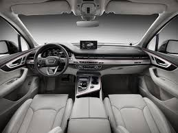 new car releases 2015 europeAudi Q7 New EntryLevel Ultra Fuel Miser SUV Launched For Europe