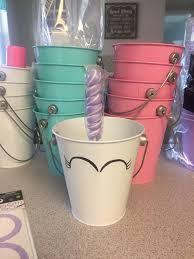 Unicorn Treat Tin Girls Bday Party Ideas Pinterest