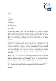 Letter Sponsorship Mesmerizing Sponsorship Proposal Radio Letter Magazine Misdesignco