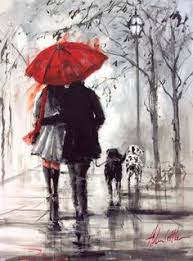 beautiful oil paintings by andre kohn impressionism figurative and infinite on couple with red umbrella wall art with beautiful oil paintings by andre kohn impressionism figurative