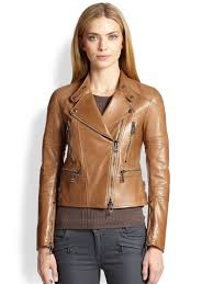 belstaff leather jacket womens