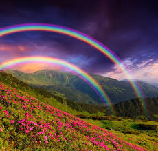 How Many Colors Are There In A Rainbow Why Dont You See All Colors
