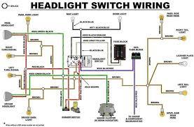 three prong headlight wiring diagram wiring diagram simonand 66 mustang under dash wiring diagram at 1966 Mustang Headlight Wiring Diagram